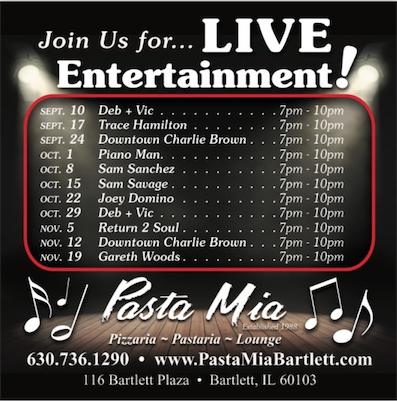 Live Music in Bartlett